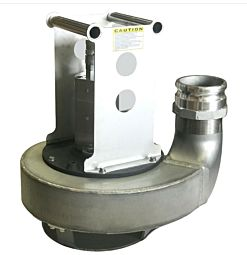 HDI TP40S submersible stainless hydraulic trash pump 4""