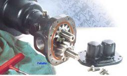 Hot Oil Gear Pump
