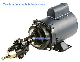 Hypro GMCV2VA3 Cast Iron Gear pump 1/4