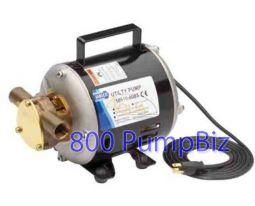 Jabsco 18610-0003 Bronze Utility Pump