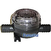 Jabsco 46400-0002 Water System Pumpgard Strainer