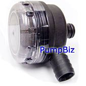 Jabsco 46400-0012 Water System Pumpgard Strainer