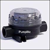 Jabsco 46400-0004 Water System Pumpgard Strainer