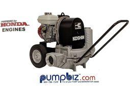 "Koshin Pumps - KDP-80X: 3"" Honda Mud Pump"