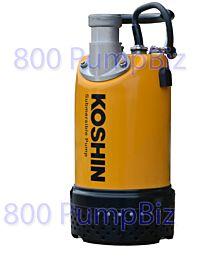 koshin pbx-65011 submersible electric pump