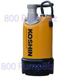 koshin pbx7-65011 submersible electric pump
