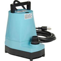 Little Giant 505176 Submersible pump 5-MSP Manual Floor pump 18Ft