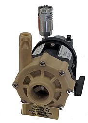 march_te-5k-md-am kynar pump with air motor