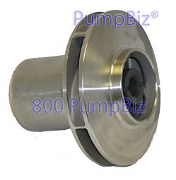 0155-0112-0400 march TE-7S stainless impeller