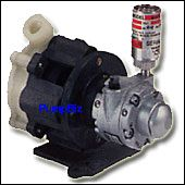 March MDX-MT3-AM Magnetically Coupled Pump AIR