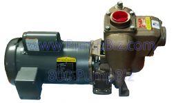 mp FM8 Stainless Steel Pump w/ Motor