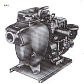 MP 21371 FM 15 Pump End Only Bronze