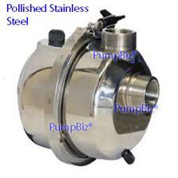 Stainless steel engine drive water pump NSF kit
