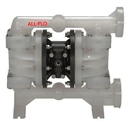 All-Flo - A100-FPP-TTPT-S70 polypro Air Operated Double Diaphragm