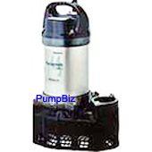 Tsurumi 50TMA2.75S 1 hp Saltwater pump