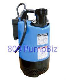tsurumi_lb-800A automatic submersible pump