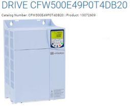 weg vfd CFW500D33P0T2DBN1