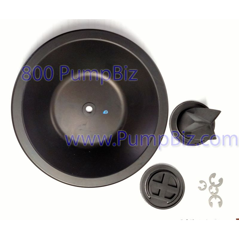 Whale Gusher Urchin Service Kit Neoprene Membrane AK9003