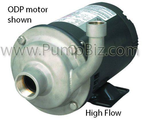 AMT 5483-98 High Volume SS Straight Centrifugal Pump