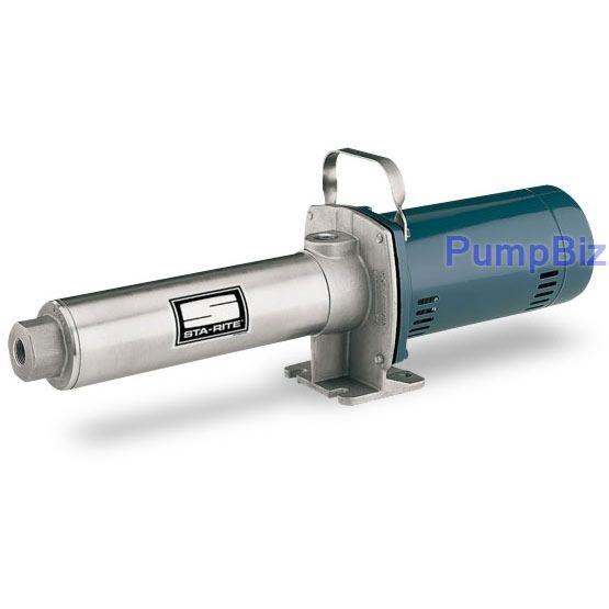 Sta-Rite - HP7D: Booster Pump Multi Stage