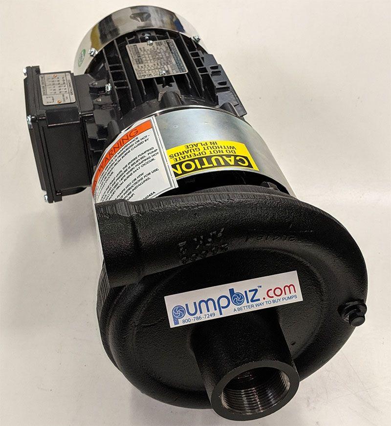 MP 29892 HTO 120 Pump tempuflo
