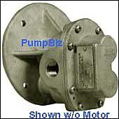 Oberdorfer N990K-X95 Bronze Rotary Gear Pump w/ motor