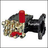 General Pump EZ3035GUI EZ 44 3plex 10.8hp Hollow Shaft