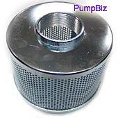 PumpBiz SRHS-200-SM Strainer 2 suction strainer -1/8 fine hole