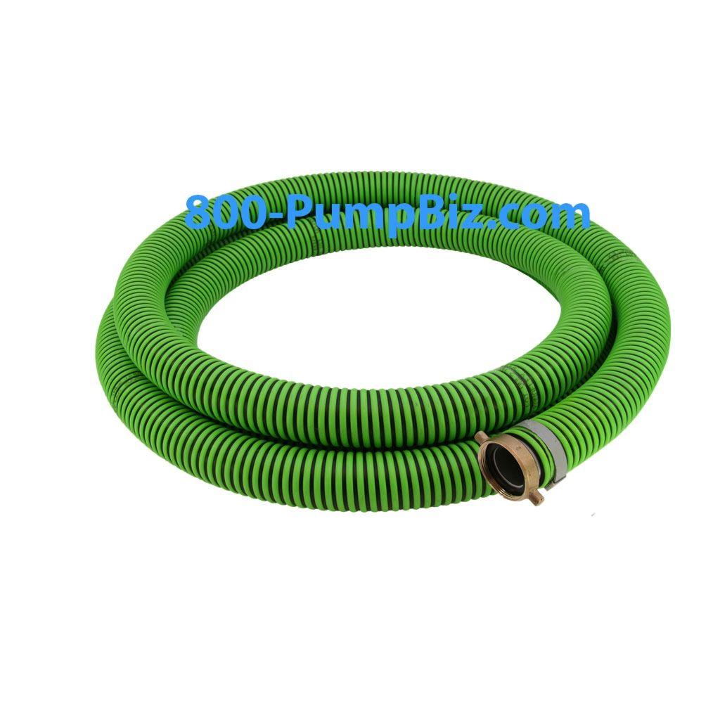 """PumpBiz - 1220-1500-20: All Weather Suction Hose 1.5"""" x 20FT"""