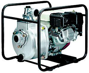 koshin serh-50b high pressure water pump honda gas engine