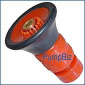 prosser_HN4L-NW water fire spray nozzle red plastic