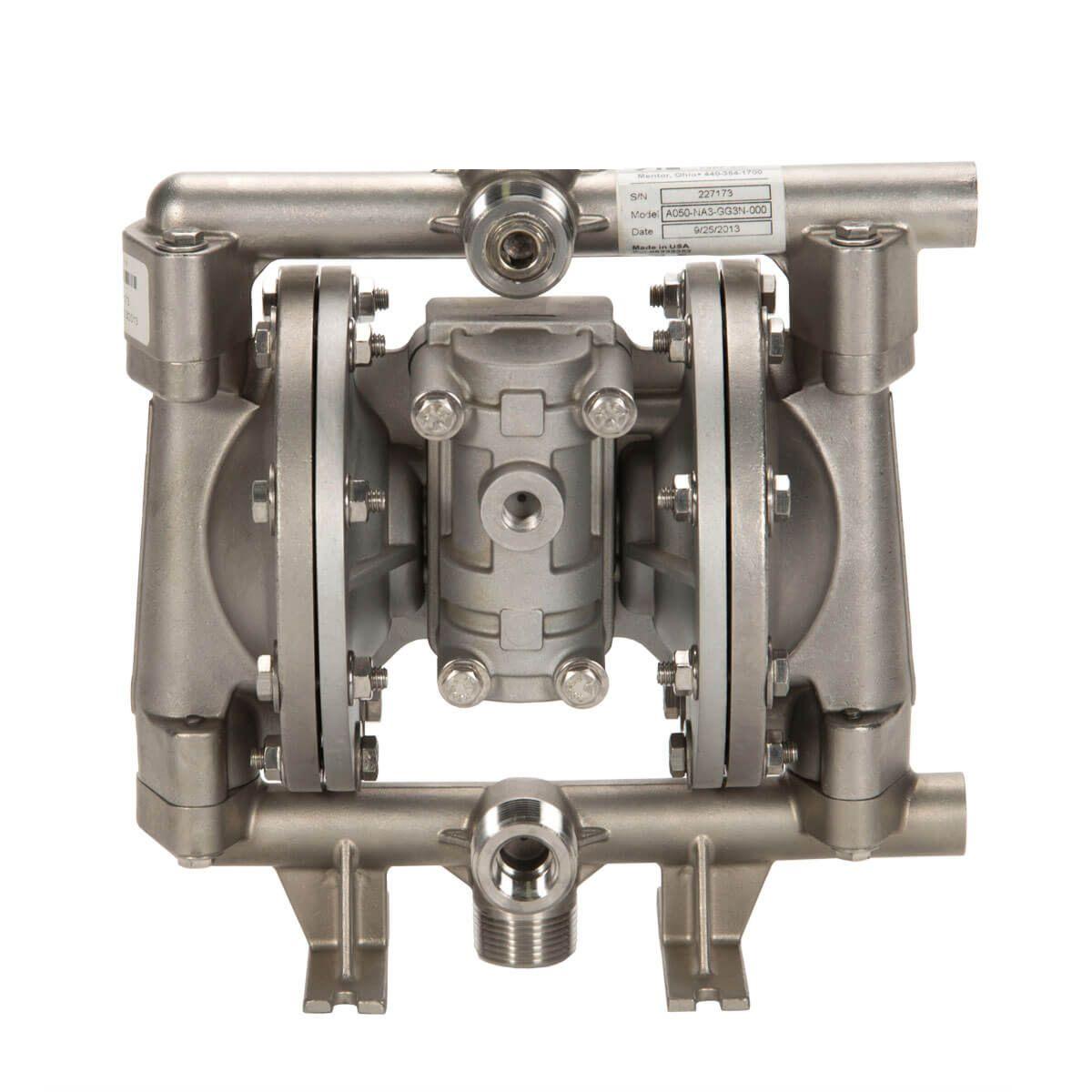 """All-Flo Stainless 1/2"""" diaphragm pump A050-NA3-VV3V-000"""