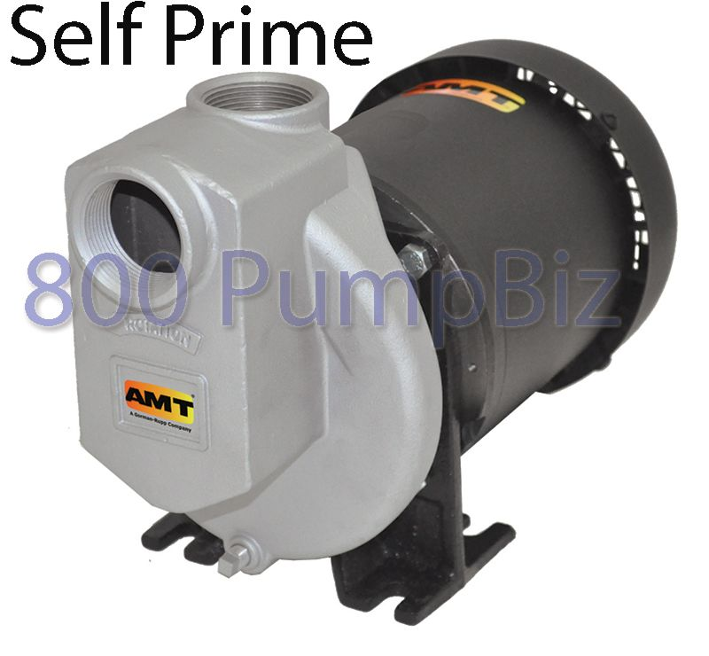 AMT - 3893-98: Stainless steel Pump