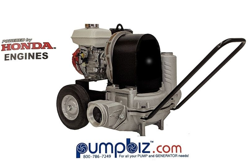Koshin kdp-50x mud pump with honda engine