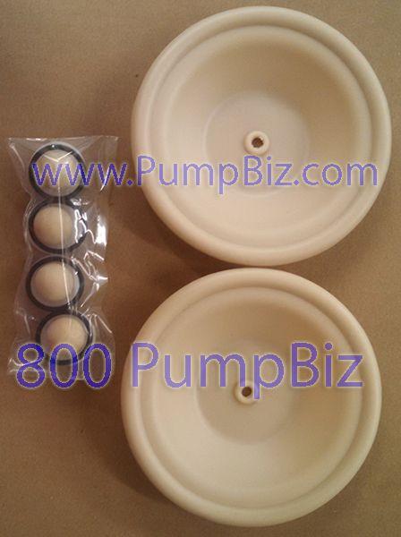 Air  Double Diaphragm Pump Repair kit