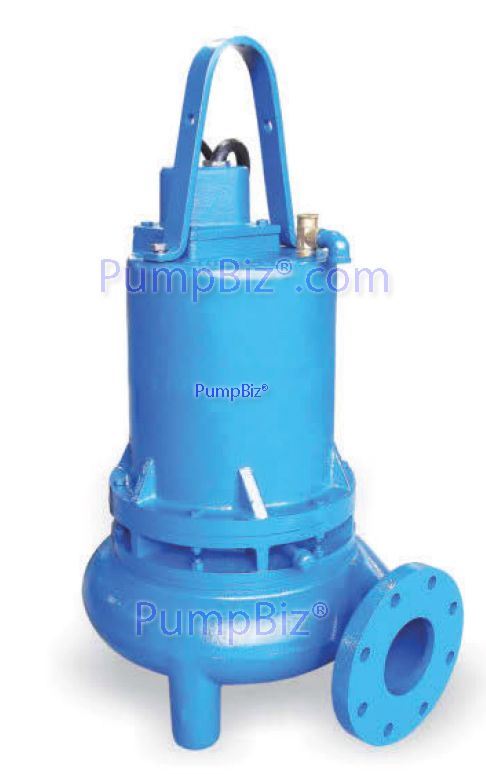 "4"" non clog submersible Barmesa_4BSE pump"