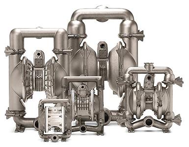 Sanitary Food Diaphragm pumps